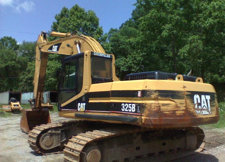 Cat 325BL 2JR02426