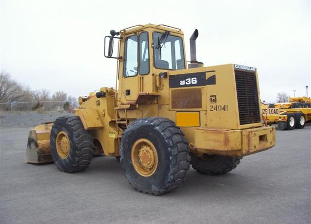 Cat 936 45Z01528