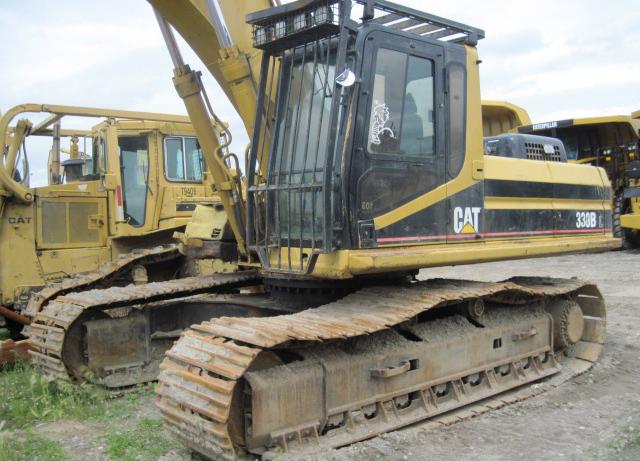 Cat 330BL 6DR02780