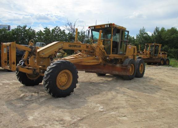 Cat 140G 05MD03529