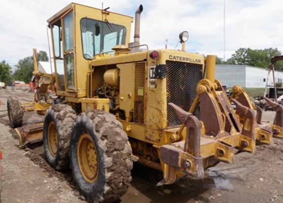 Cat 140G 72V02692