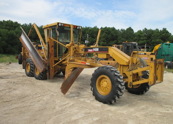 Cat 140H-VHP 2ZK05259