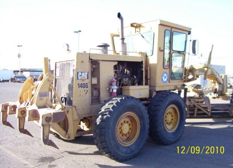 Cat 140G 5MD01503