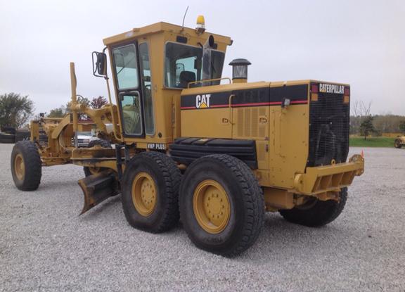 Cat 140H APM01856