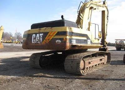 Cat 330L 8FK00739