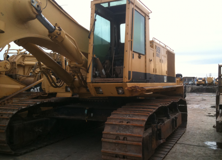 Cat 245B 6MF00584