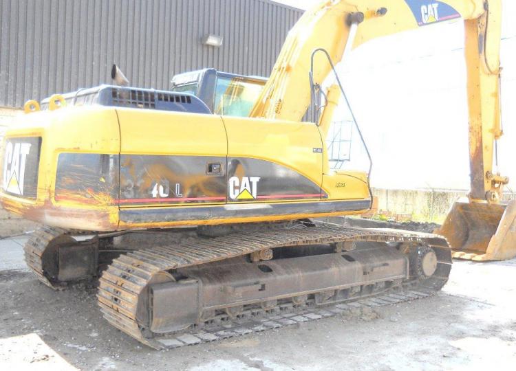 Cat 324DL JJG00359