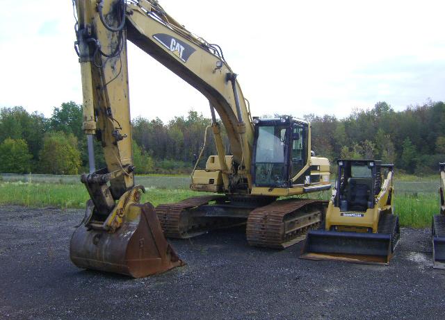 Cat 325BL 2JR00435
