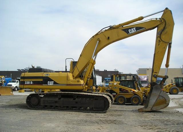 Cat 330BL 6DR03103