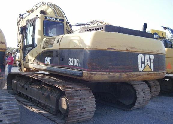 Cat 330CL GKX00225