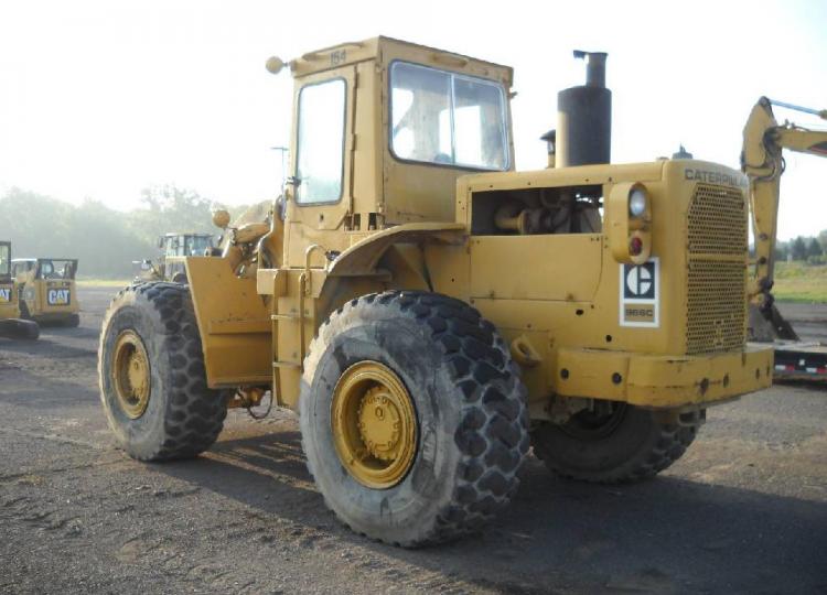 Cat 966C 76J11467