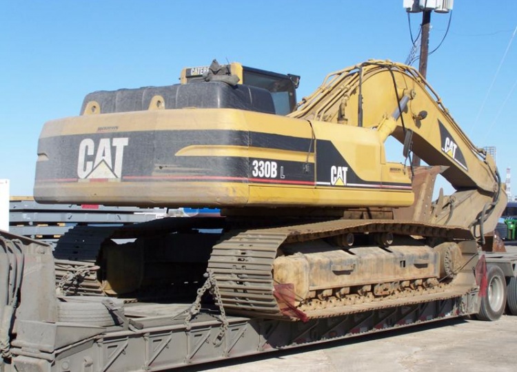 Cat 330BL 6DR02104
