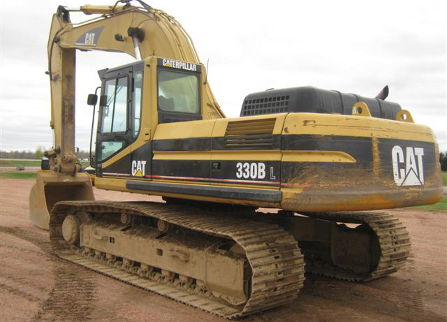 Cat 330BL 6DR03960