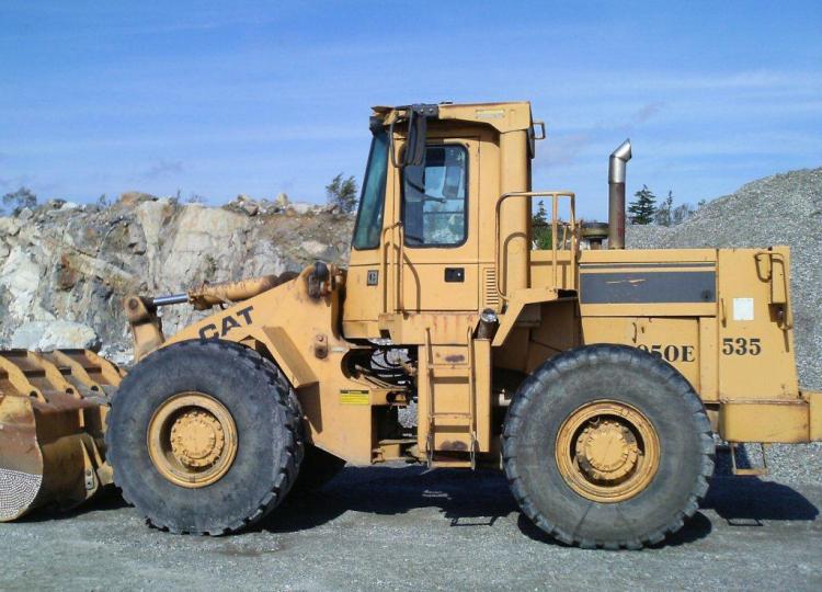 Cat 950E 22Z04312