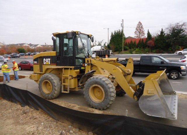 CAT 924G RTA00609
