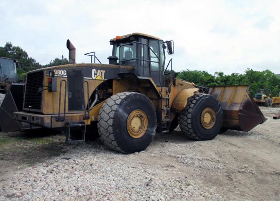 Cat 980GII AWH01194