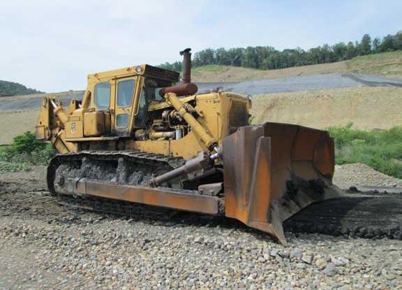 CAT D9H 90V10023