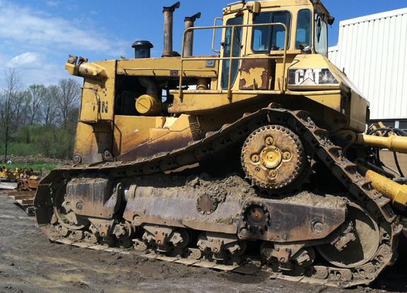 Cat D11N 74Z00646