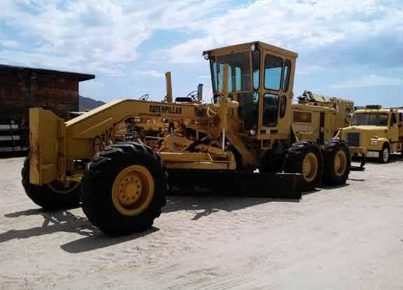 Cat 12G 61M934