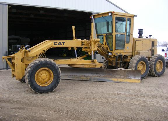 Cat 140G 072V11989