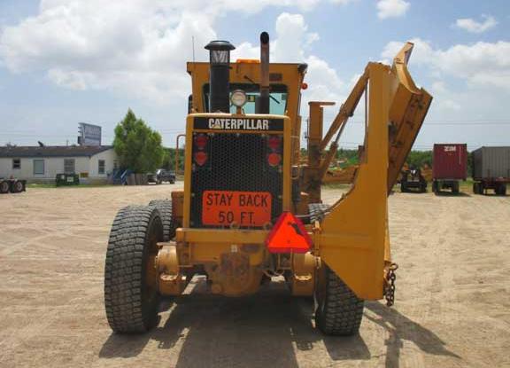 Caterpillar 140G 072V17172