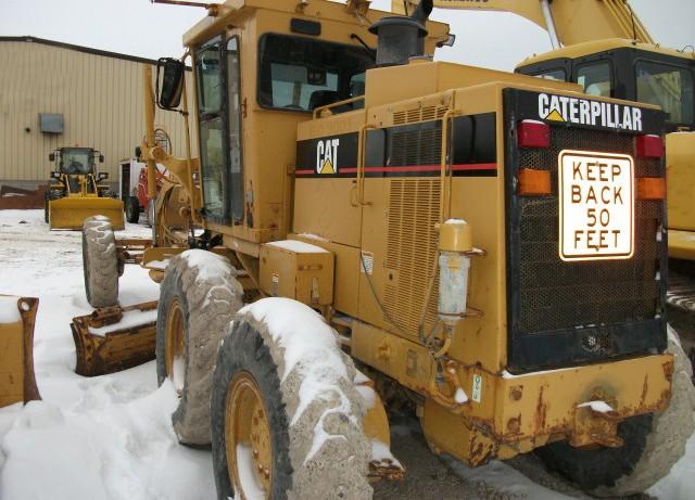 Cat 140H 2ZK04697