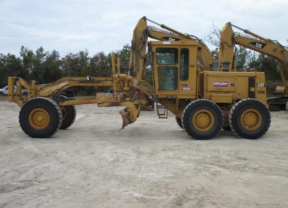 Cat 140G 72V16793