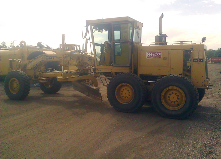 Cat 140G 72V10888