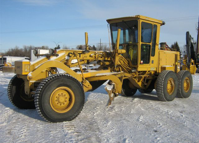 Cat 140G 72V12352