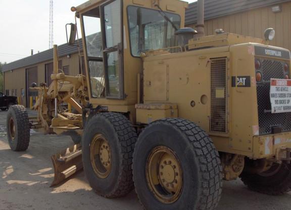 Cat 140G 72V13130