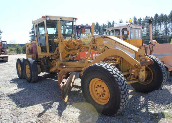 Cat 140G 72V14530