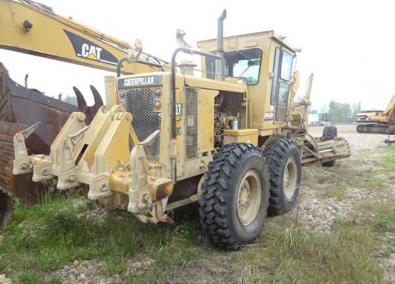 Cat 140G 72V14607