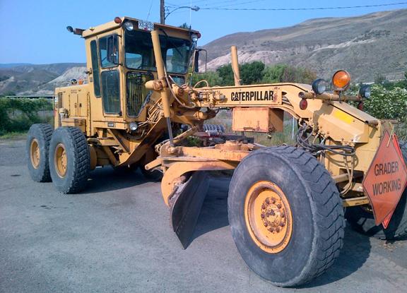 Cat 140G 72V14705