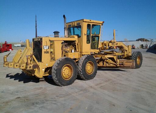 Cat 140G 72V17241
