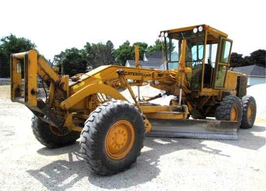 Cat 140G 72V3380