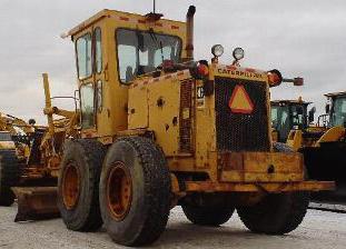Cat 140G 81V00483