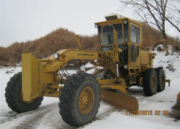 Cat 140G 81V569