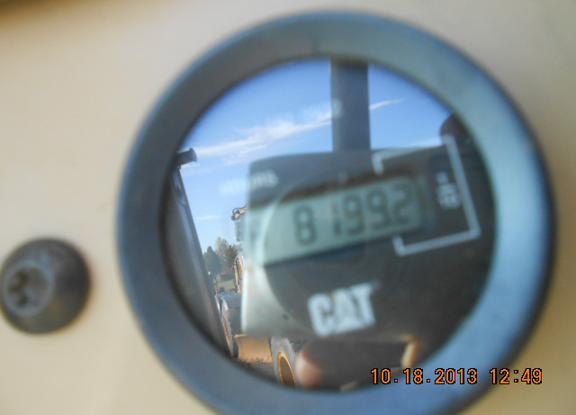 Cat 140HNA 2ZK03927