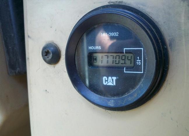Cat 140H 2ZK03403