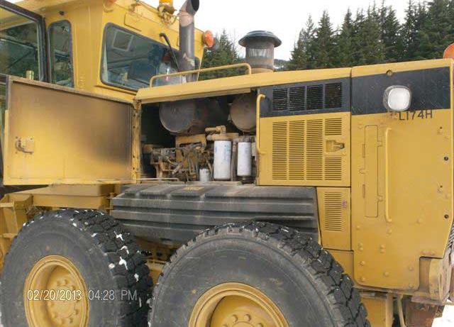 Cat 140H APM01015