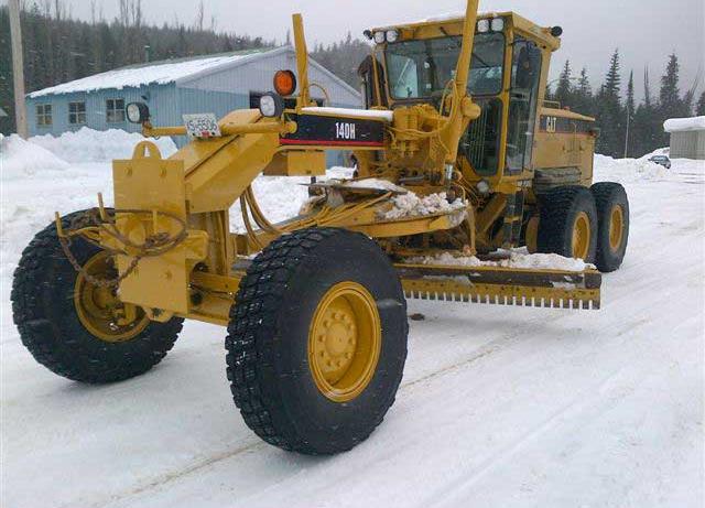 Cat 140H APM01016