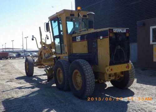 Cat 140H APM01793