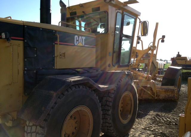 Cat 140H APM01855