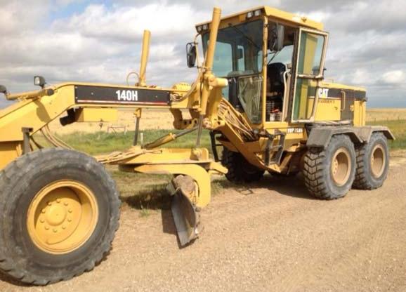 Cat 140H APM02145