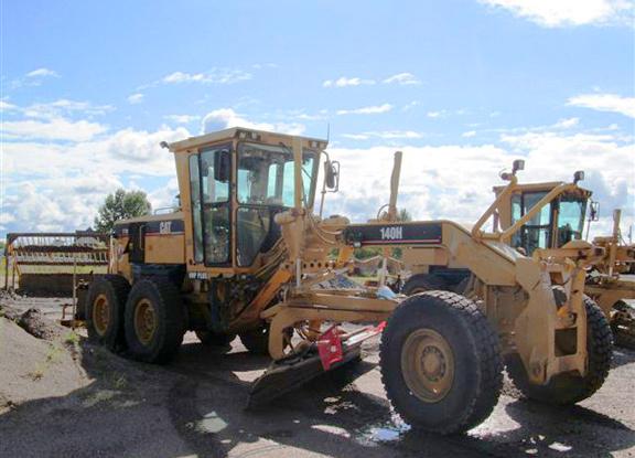 Cat 140H APM02313
