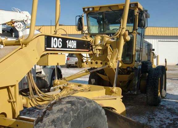 Cat 140H APM02406