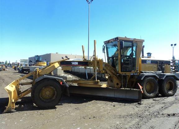 Cat 140H APM02877