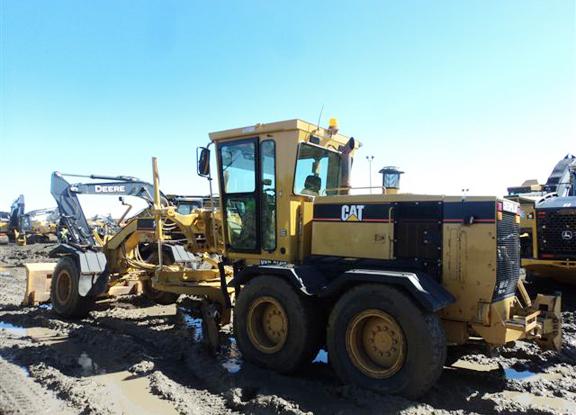 Cat 140H APM03556