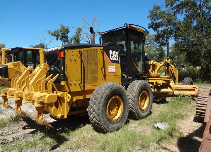 Cat 140M CAT0140MJB9D00664