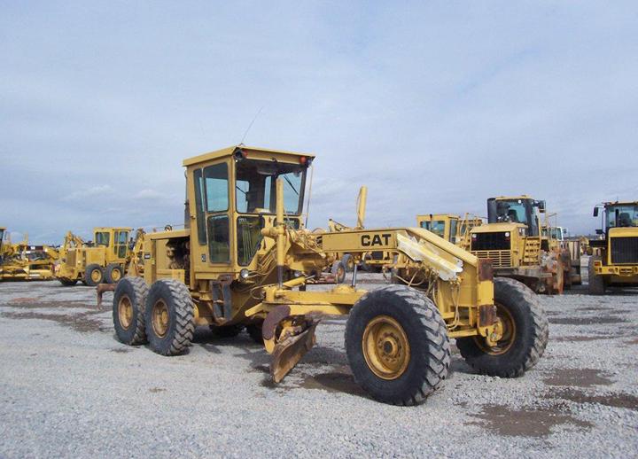 Cat 140G 72V12128